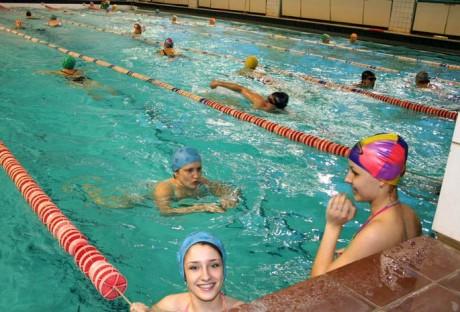 Справка в бассейн для ребенка Егорьевск